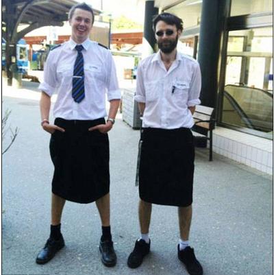 Шведская компания шорты юбки